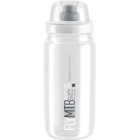 Elite Fly MTB Drink Bottle 550ml transparent
